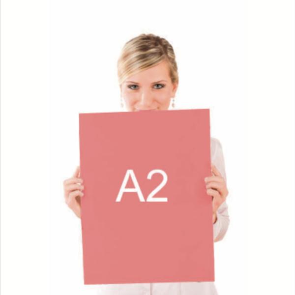 tlač plagátov A2